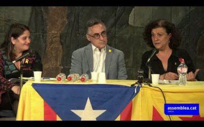 Vídeo del debat de candidats a les eleccions del 28 d'Abril