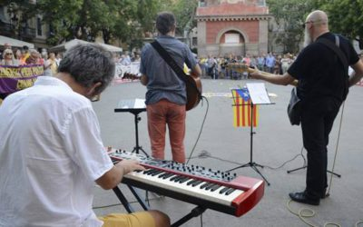 Dilluns, 29 de juliol a la plaça de la Vila